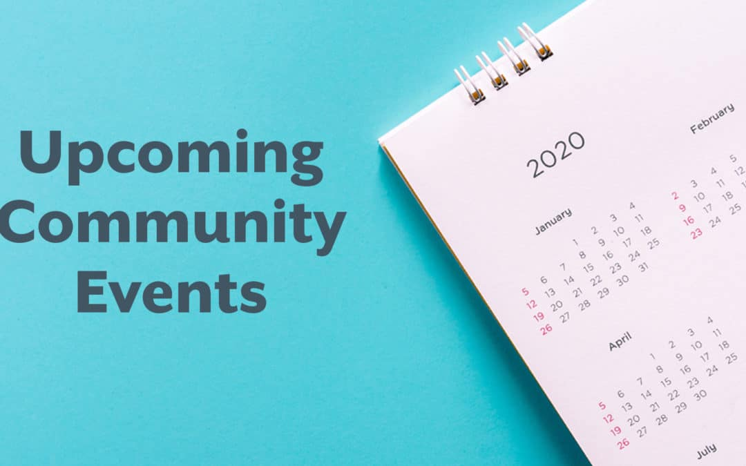 Upcoming Community Events – December 2020