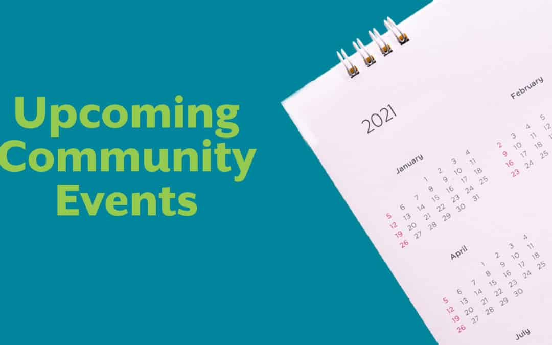 Upcoming Community Events – January 2021