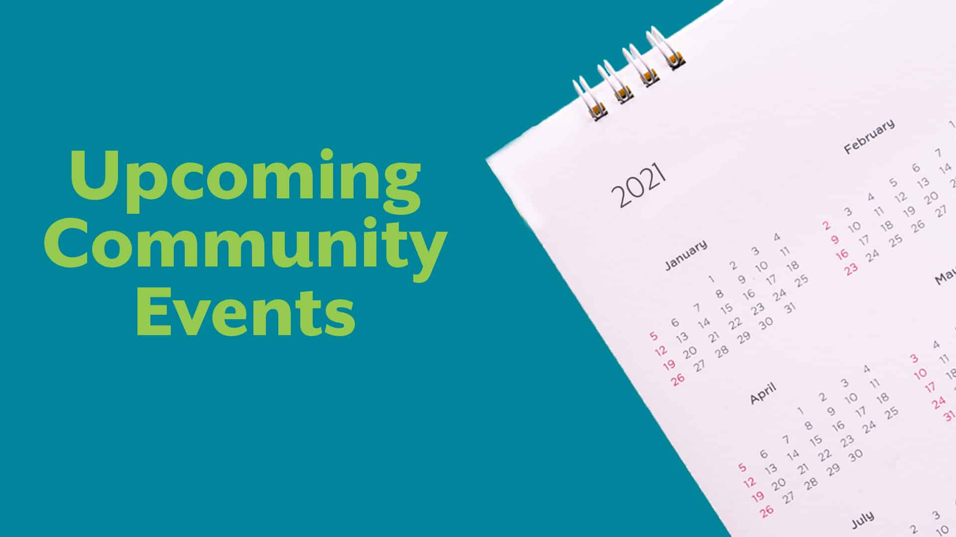 Upcoming Community Events - September - Autism Alliance of ...