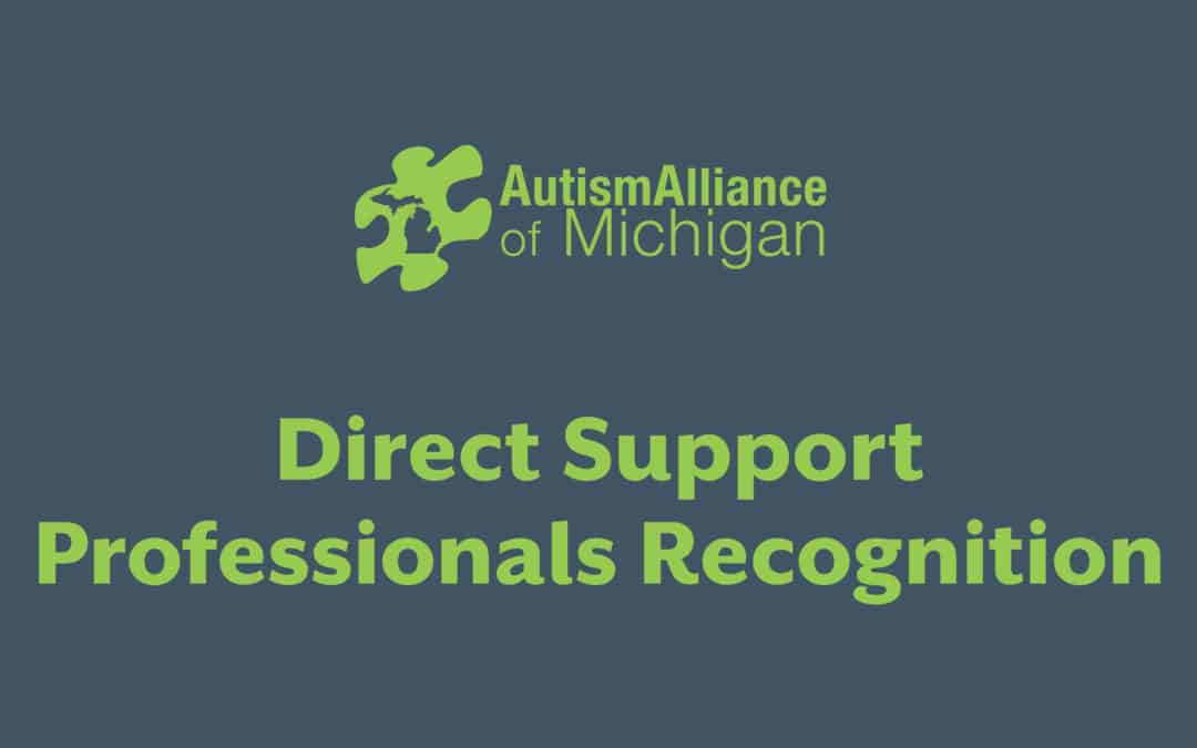 Direct Support Professionals Recognition