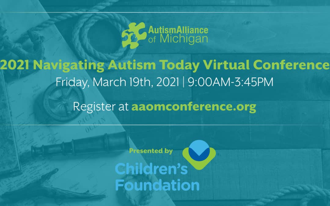 2021 Navigating Autism Today Virtual Conference