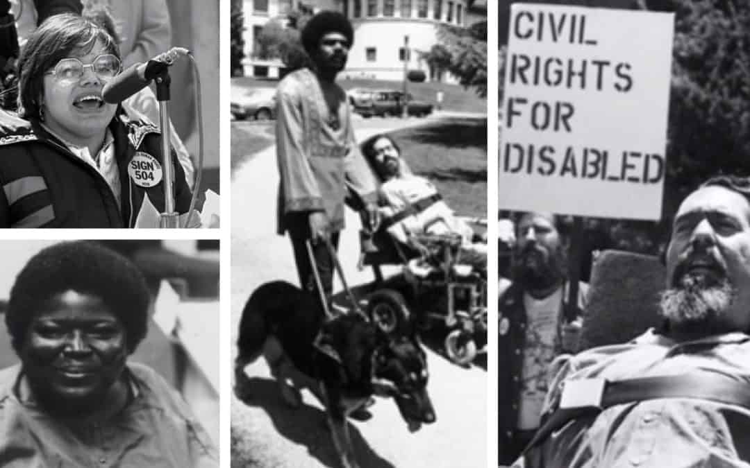 Important Figures in the Disability Rights Movement