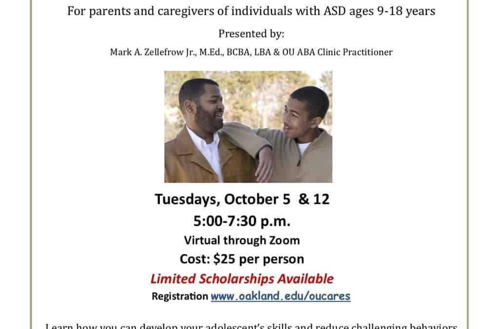Everyday ABA for Parents of Adolescents & Teens